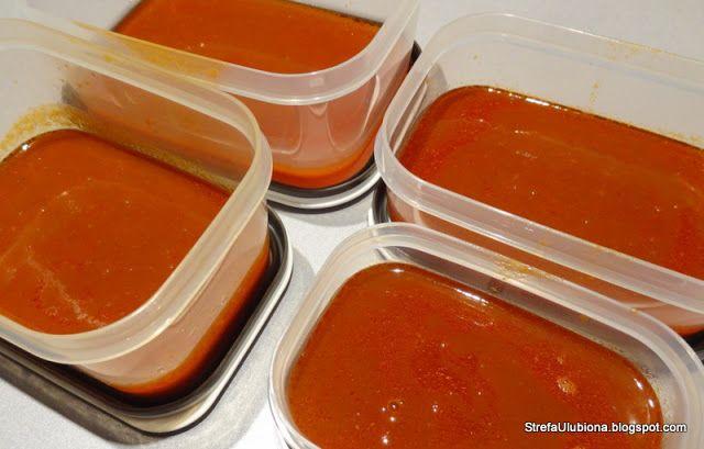 StrefaUlubiona - inspiracje w kuchni: Baza do ciemnych sosów