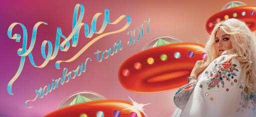 "Kesha Unveils ""Rainbow Tour,"" Her First Solo Trek Since 2013"