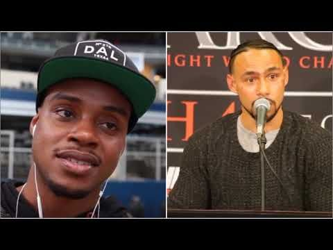 ERROL SPENCE IS NOT WAITING  ON KEITH THURMAN