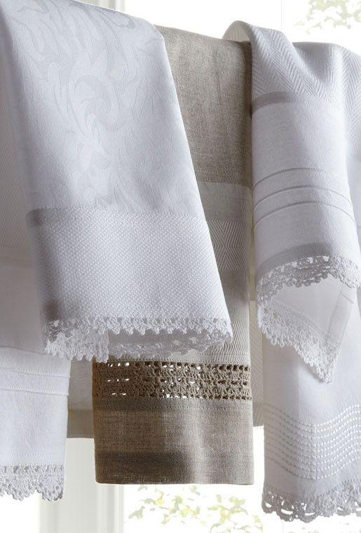 Beautiful Linens~❥