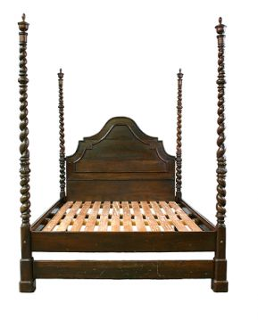 This website has a lot of awesome hacienda-style furniture! www.gringofurniture.com