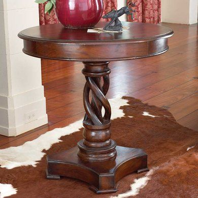 Isabella Round Table King Ranch