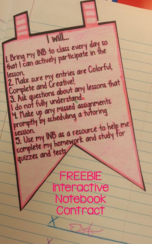 Teacher Testimonial- Interactive Notebooks with Mrs. Buitron