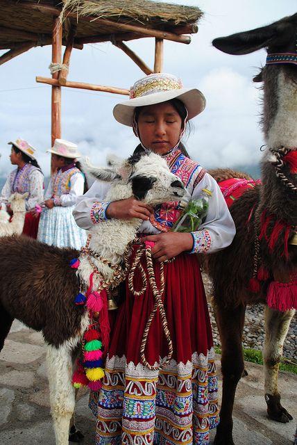 2 Weeks in Peru -  GuidePrecious Moment by robertschrader, via Flickr