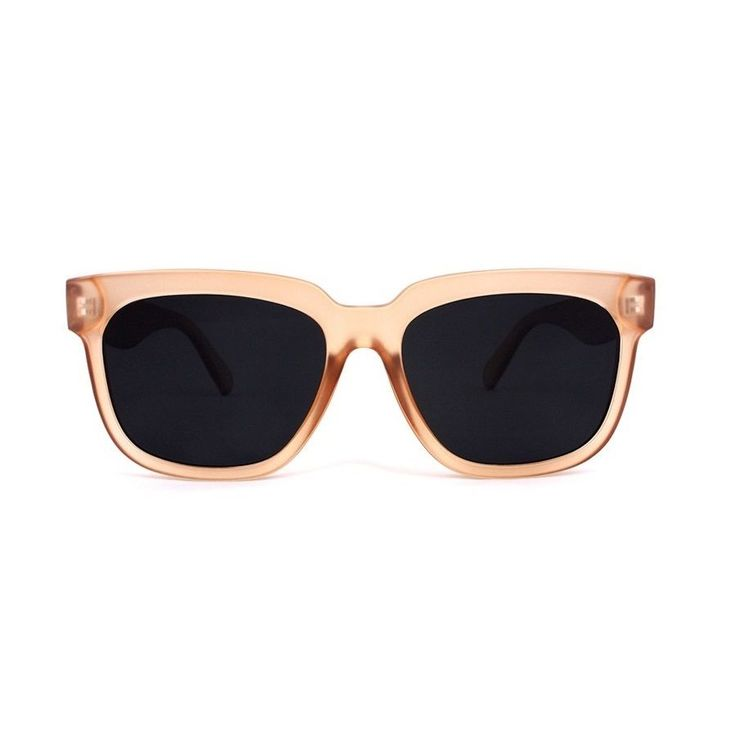 AYF Brown Oversize Square Frame Fashion Sunglasses Men Women Vintage Glasses #AYF #Square