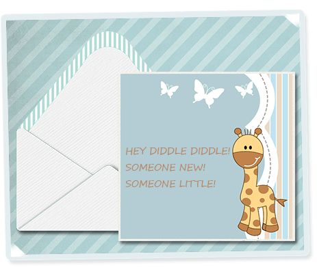 online baby shower e invitations for free