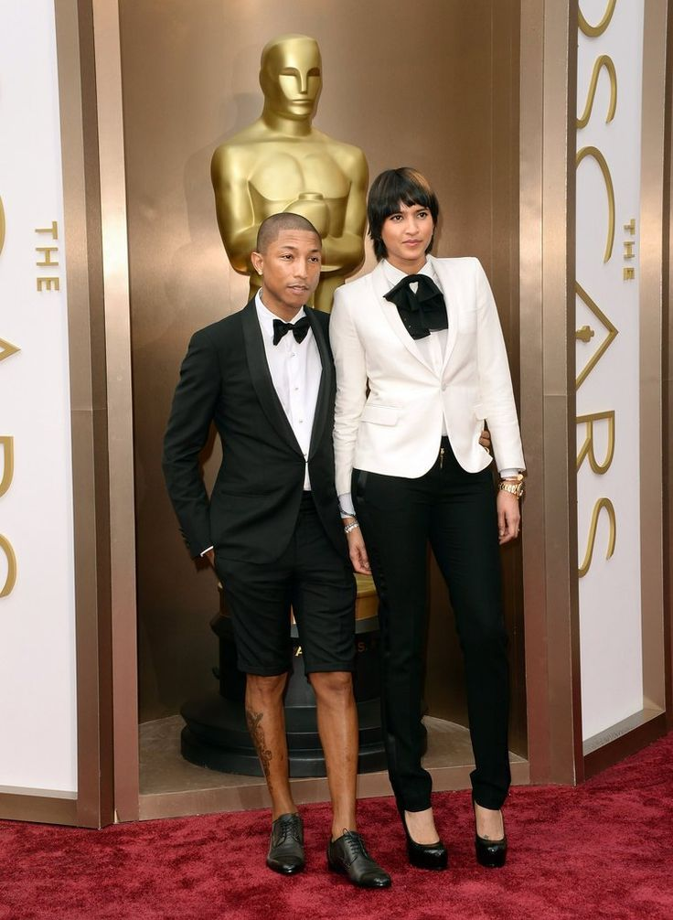 The idea of men wearing shorts on formal occasions like Pharrell Williams to the Oscars, has some critics shuddering.