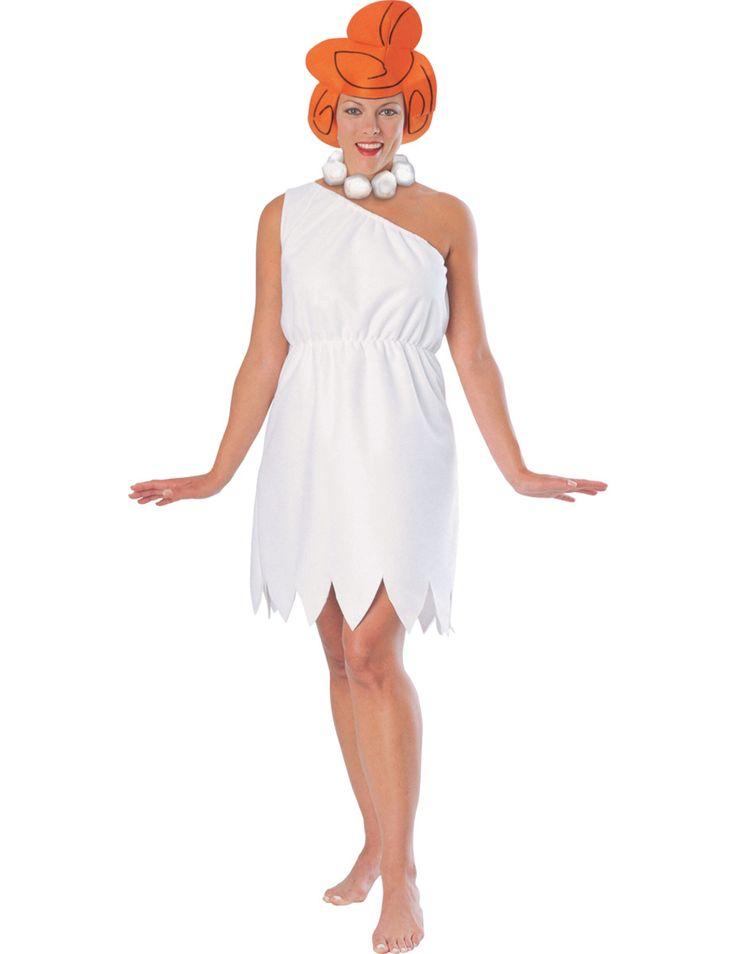 wilma flintstone costume how to make