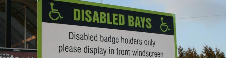 Behindertenparkplatz | Seite 4 von 102 | Blog von Christiane Link