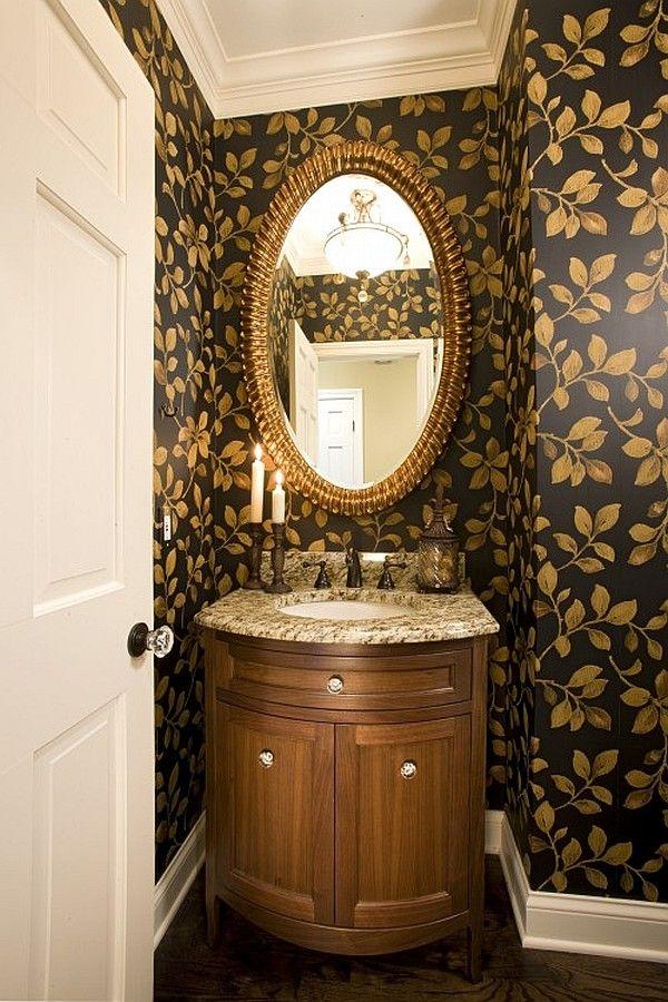 Guest Bathroom – Powder Room Design Ideas: 20 Photos