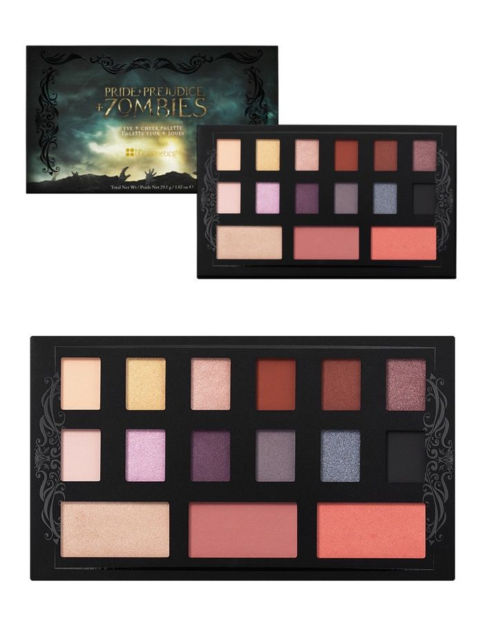 BH Cosmetics Pride and Prejudice and Zombies Makeup Collection