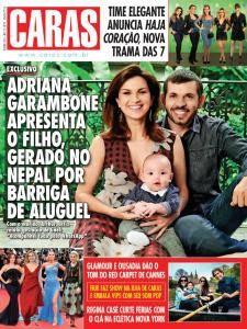 Caras Brasil - Edição 1176 - (20 Maio 2016) | Revistas e Jornais