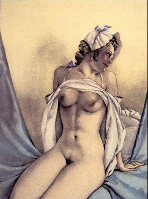 """Watching this woman with her heart full of desire - Art by Umberto Brunelleschi - Board """"Art - Umberto Brunelleschi"""" -"""