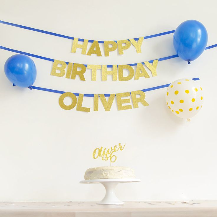 287 best First Birthday Party Decorations images on Pinterest