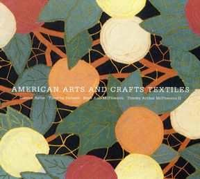 American Arts and Crafts Textiles, 248 pages: Arts  Crafts Period Textiles