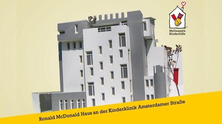 McDonalds Kinderhilfe TV Commercial