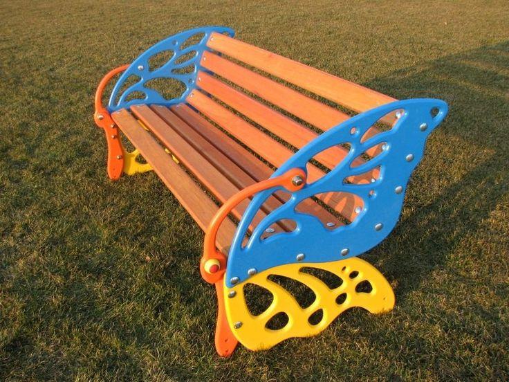 Bench extra - various kinds - Prolézačky 8D, Online katalog herních prvků