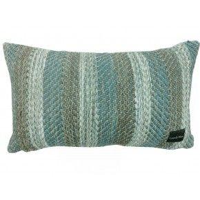 Kussen Multi Weave in het zilverblauw € 19,50