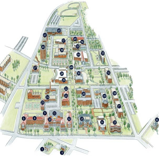 University Of Southern California Virtual Campus Tour