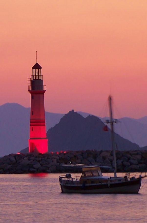 #Lighthouse - Bodrum, #Turkey http://amaze7.blogspot.in/2014/10/bodrum-turkey.html
