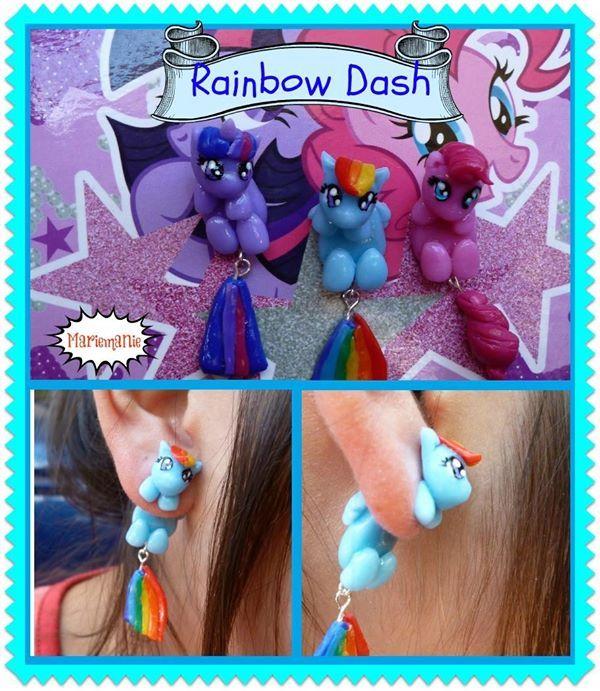 Rainbow Dash de My little pony