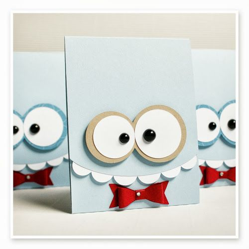 Sehr cool! Einladungskarten zum Kindergeburtstag