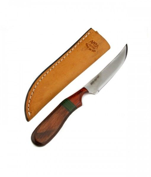 Fillet TB-4 Anza Knife - You'll actually enjoy gutting fish with this