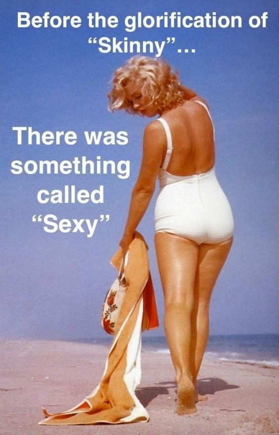 Yup.: Sexy, Marilyn Monroe, Quotes, Real Women, Curvy Girls, Beautiful, Be Skinny, Curves, True Stories