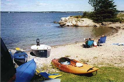 16 Best Waterfront New England Campgrounds Images On