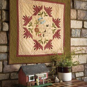 66 best Primitive quilting magazine images on Pinterest | Applique ... : primitive quilts and projects magazine - Adamdwight.com