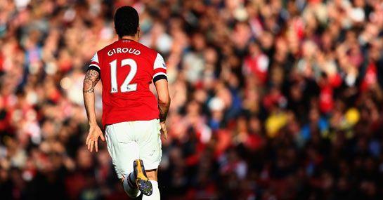 Arsenal's Giroud boosted to break deadlock against West Ham - Article From Ladbrokes Website - http://footballfeeder.co.uk/news/arsenals-giroud-boosted-to-break-deadlock-against-west-ham-article-from-ladbrokes-website/