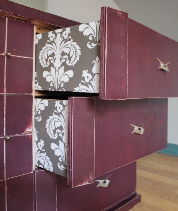 Previous Kitchen Makeover With Contact Paper Before And: Contact Paper Ideas From Chic