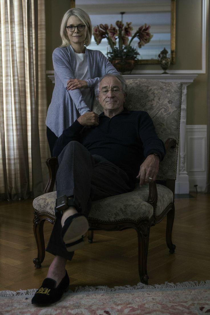 Check out Robert De Niro and Michelle Pfeiffer as Bernie & Ruth Madoff