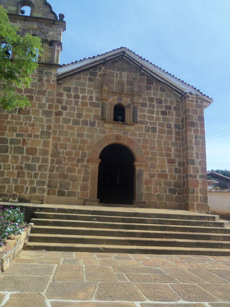 #capilla #Barichara santader