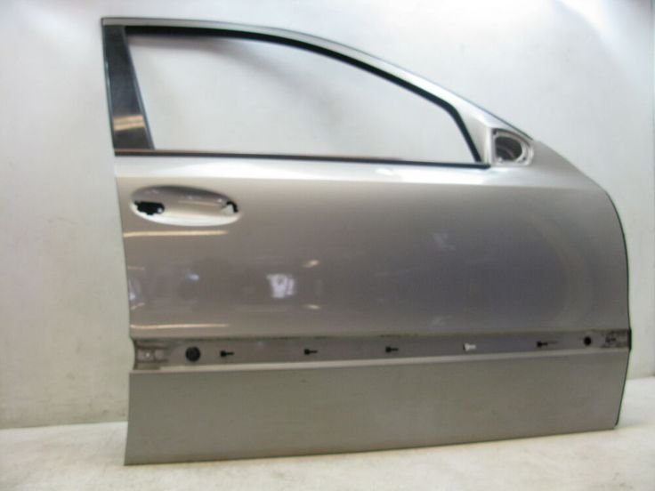 03 09 Mercedes W211 E63 E350 E550 E500 E320 Door Shell Passenger Front Right 121 Mercedes W211 Mercedes Passenger