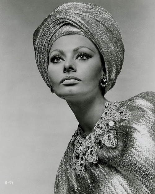Nothing makes a woman more beautiful than the belief that she is beautiful. -Sophia Loren