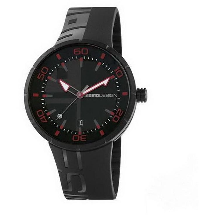 New!!! Reloj Momo Design Jet Black 3H #mómodesign #cardellwatchstore #watches