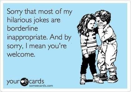 Dirty humor