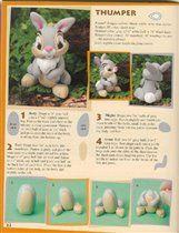 Фото 473236. Polymer Clay - Character collection ( Disney ). Фотоальбом участника arte manual