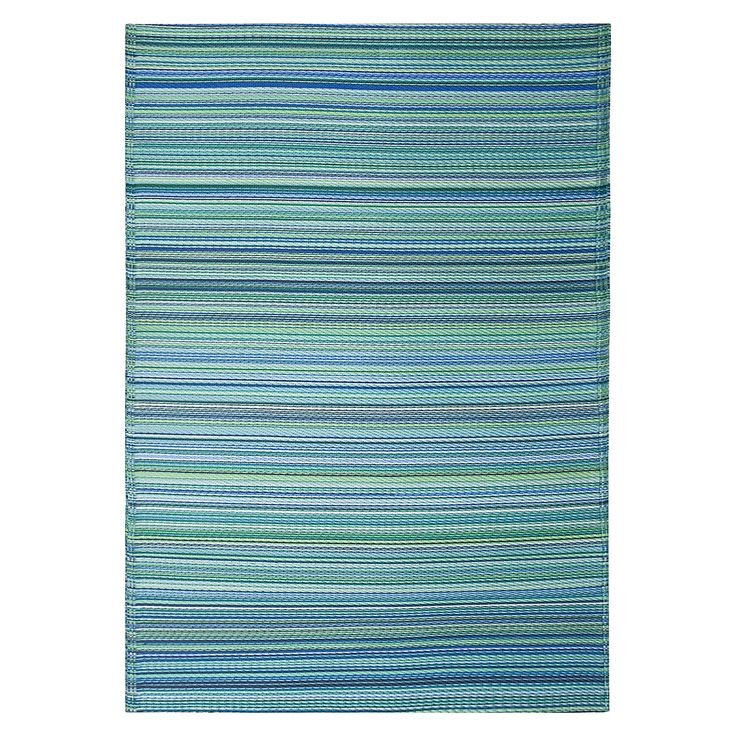 Cancun Plastic Outdoor Rug by FAB Rugs | Zanui
