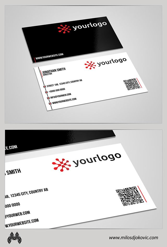 57 best Business Card Mockup Templates images on Pinterest ...