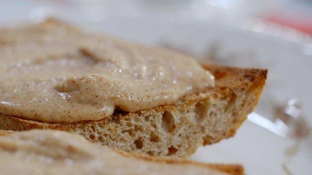 Beurre d'amandes maison | Cuisine futée, parents pressés
