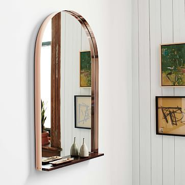 Commune Arch Mirror #westelm NEED a similar/cheaper version