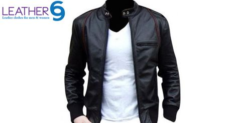 Only great minds can afford a simple style. #fashion #style #jacket #leather