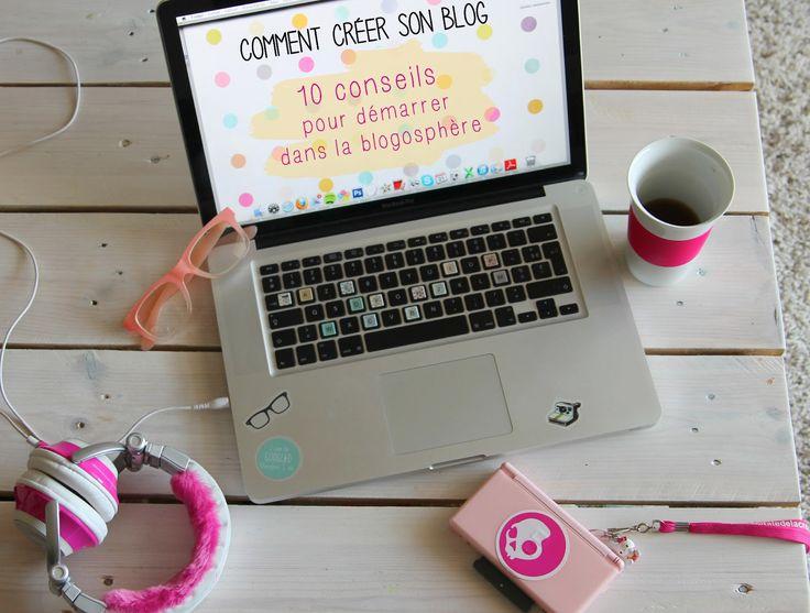 Slanelle Style - Blog mode, musique, DIY, deco, food: Comment créer son blog ? 10 conseils pour démarrer dans la blogosphère
