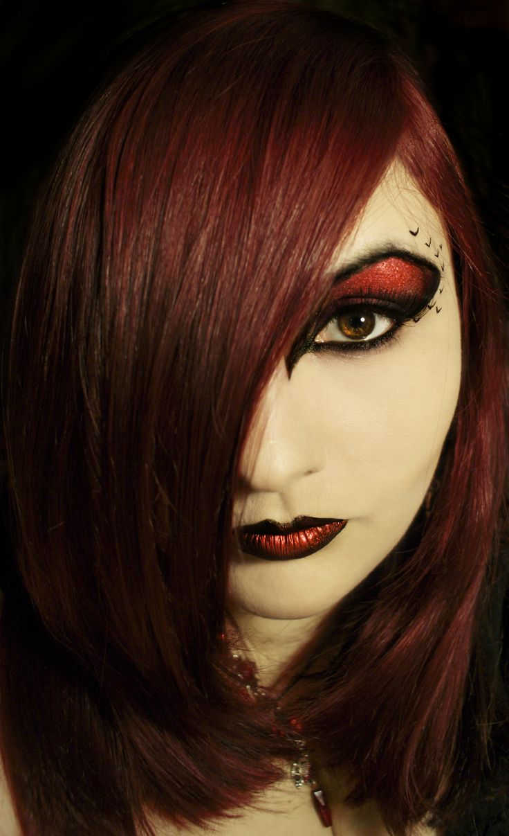 Vampire Makeup Youtube: 69 Best Images About Vampire Makeup On Pinterest
