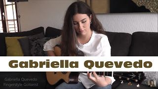 Gabriella Quevedo: I Was Made For Lovin' You   This is my arrangement of I ws made for lovin' you by KISS :) Website http://ift.tt/1fvpeKD Fanpage http://ift.tt/2p7UShz... Twitter https://twitter.com/GabyQuevedo (KISS) I Was Made For Lovin' You - Gabriella Quevedo Gabriella Quevedo