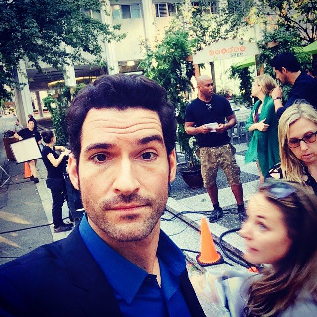 Lucifer Location: 955 Best Images About Lucifer Morningstar/Tom Ellis On