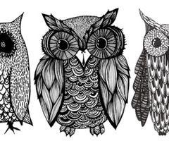 Owl Tattoo! On my side?