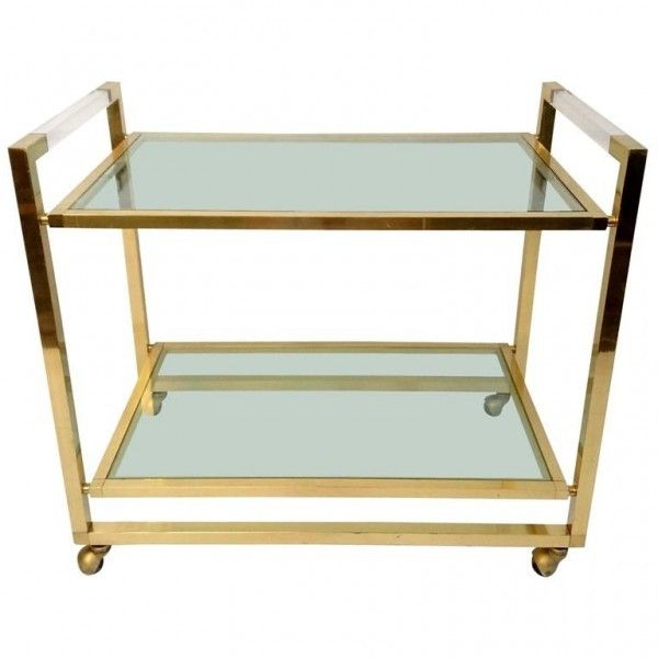 Located using retrostart.com > Serving Trolley by Unknown Designer for Unknown Manufacturer